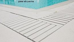gratar ceramic piscina