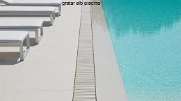 gratar ceramic piscina Rosa Gres